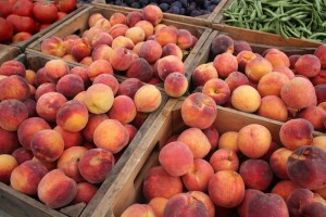 Luscious peaches you can indulge in guiltlessly