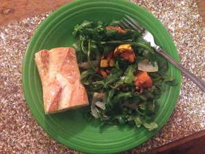 Winter Squash Salad